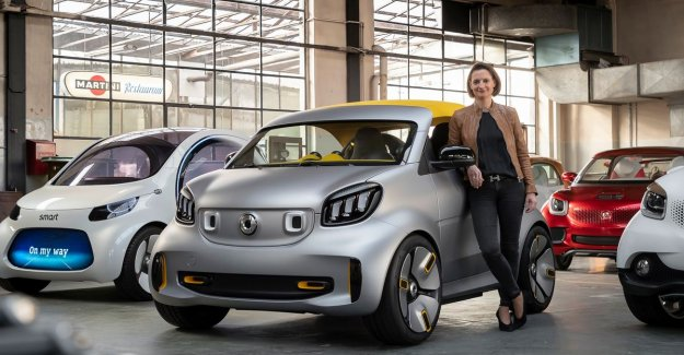 Car brand Smart seems saved, thanks to the Chinese