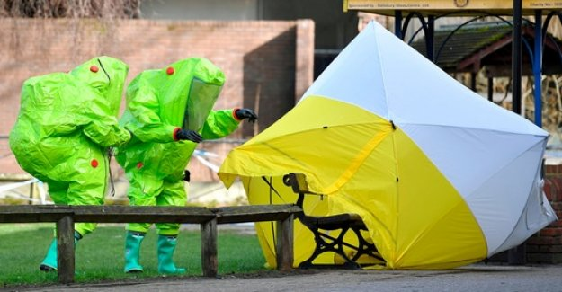 Case Skripal: The search goes on