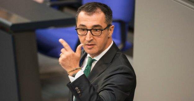 Cem Özdemir warns : No one in Turkey is safe,