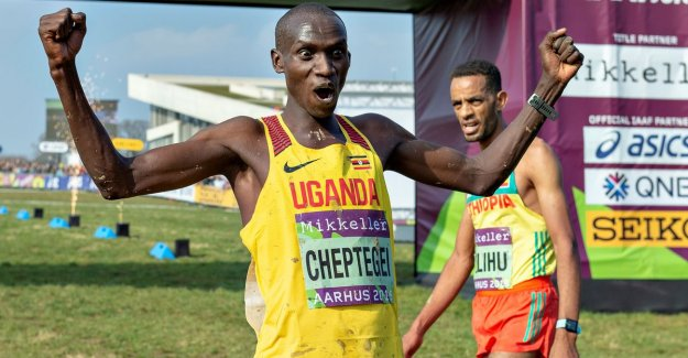 Cheptegei gives Uganda first gold medal at world cup cross-country, also Kenyan Obiri writes history