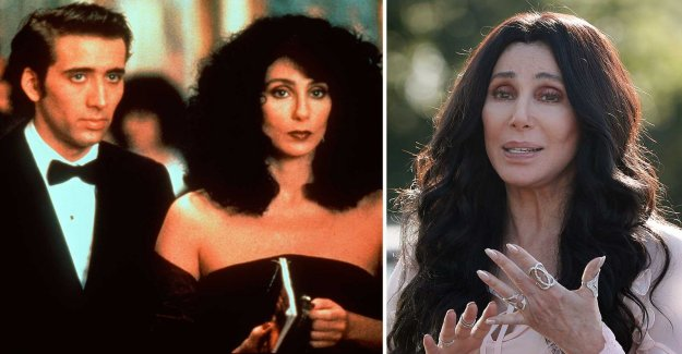 Cher would be able to reign Hollywood also