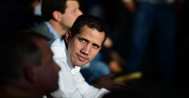Chief of staff to the Venezuelan opposition leader has been arrested