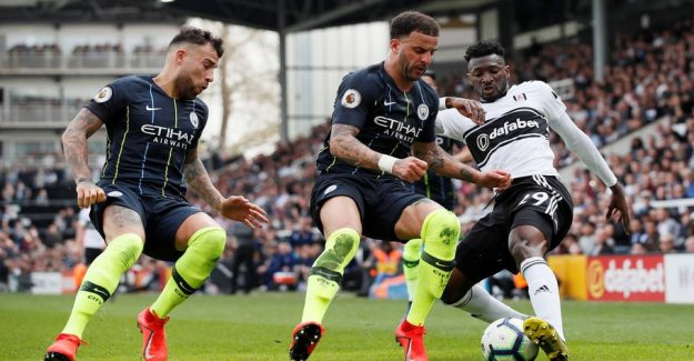 City flips Liverpool of the stick