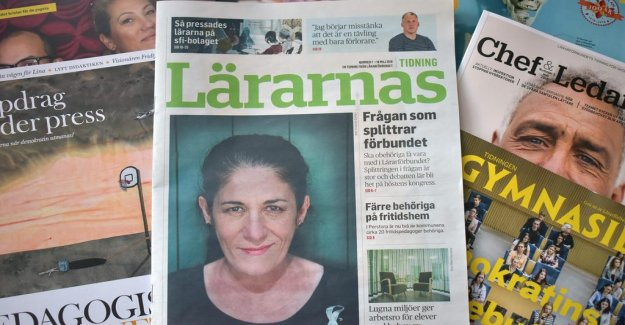 Contentbyrå takes over the Swedish newspapers