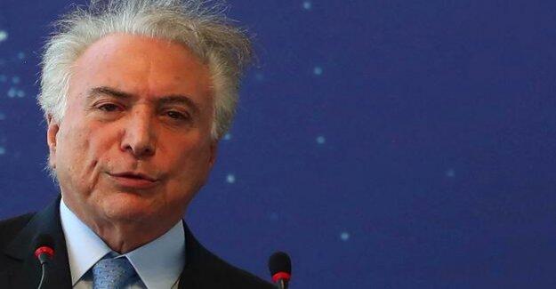 Corruption investigations : Brazil's Ex-President Temer arrested