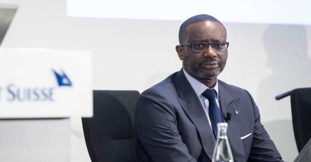 Credit-Suisse-Chef Thiam earned 30 percent more