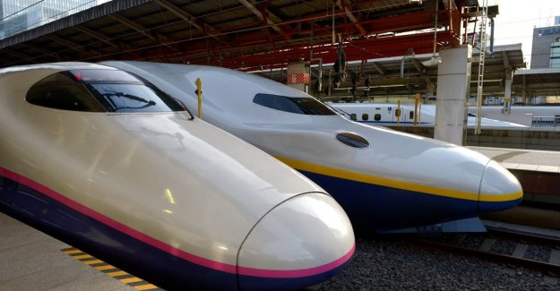 Criticism of the plans on the high-speed