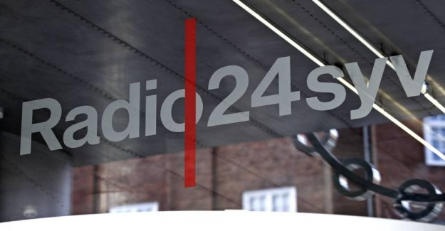 DF and the government will send the radio channel completely out of Copenhagen