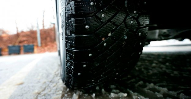 DN Opinion. Studded tires saves many lives in traffic