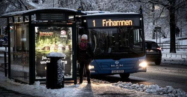 DN Opinion. Too hard to buy the ticket in the Stockholm public transport