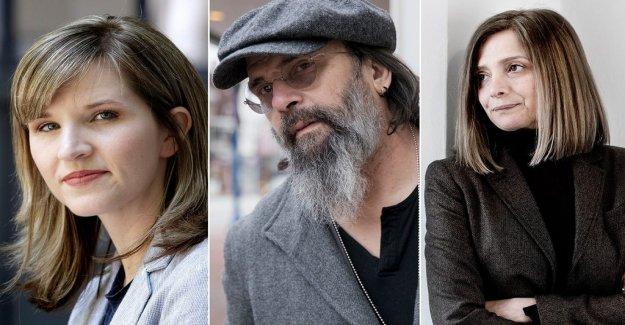 Dagens nyheter's critics select five favorites right now