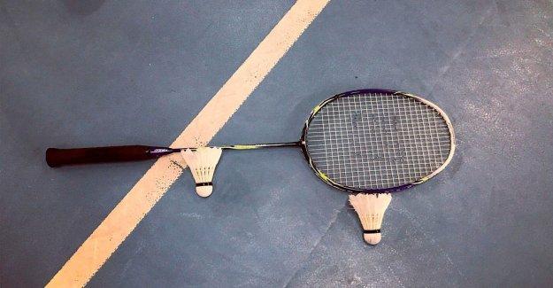 Danish badmintonstjärna off – reported not mutförsök