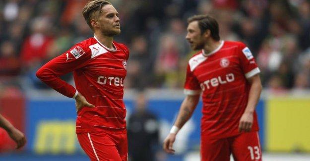 Danish footballer tested positive for cocaine