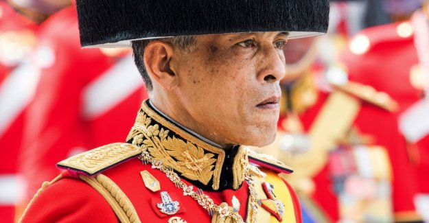 Defamation of the king in Thailand leading to the prison