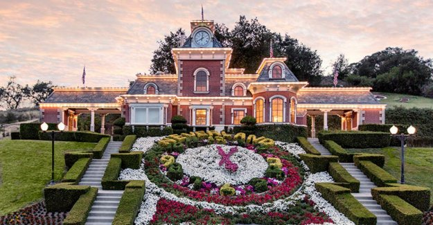 Demolition is imminent for Jackson's Neverland ranch