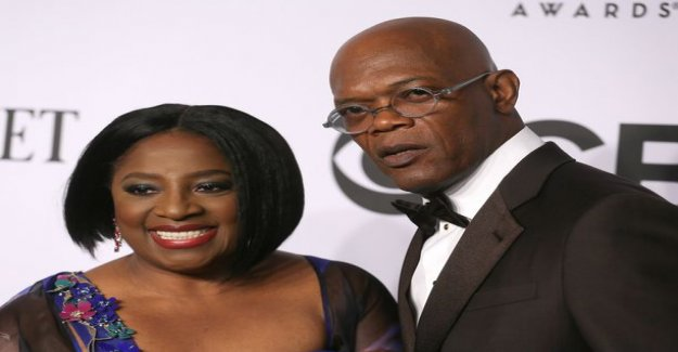 Did you know? Samuel L. Jackson has been with the same woman married in 1980 - this couple looks like now