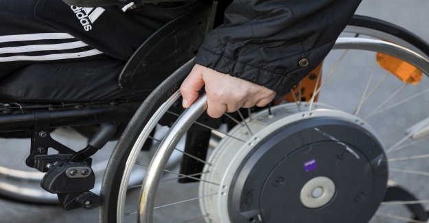 Difficult for disabled people to get jobs