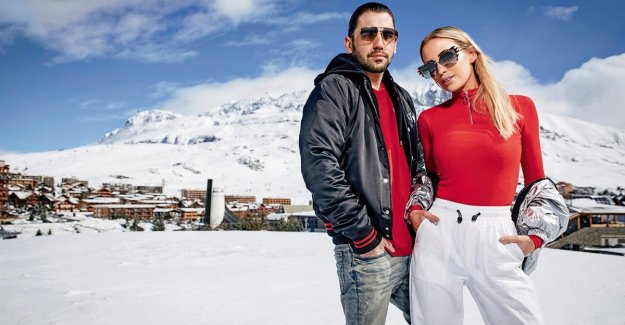 Dimitri Vegas and wife Anouk Matton: It compels me to rest