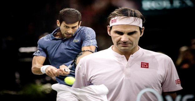 Djokovic on Federer: Difficult to be friends