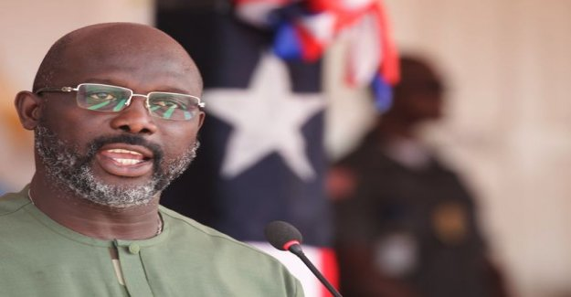 Do you know what the country's president, ex-football star George Weah? Play the weekend of 10 questions!