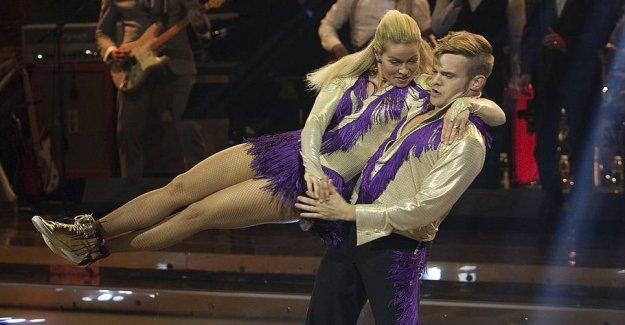 Double-winner returns to dancing with the stars