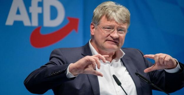 Dubious election campaign support for AfD-Chef : pressure on Jörg Meuthen in charity financing is growing