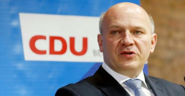 Duel to the country in the chair : Kai Wegner, CDU wants to bring to the top