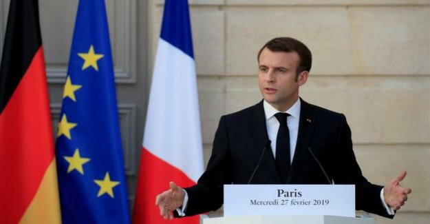 EU concepts : Here, the ambitious Macron, there is the ambition of lots of AKK
