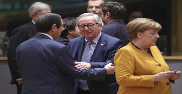 EU leaders are brooding over China