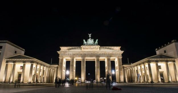 Earth Hour : Where in Berlin is really dark