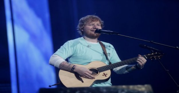 Ed sheeran's security man's Instagram page became a huge hit - this is all about