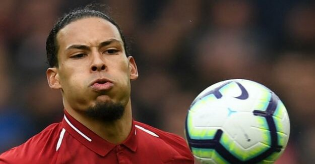 Eighth-final second leg in the Champions League : Virgil van Dijk of FC Bayern could fail