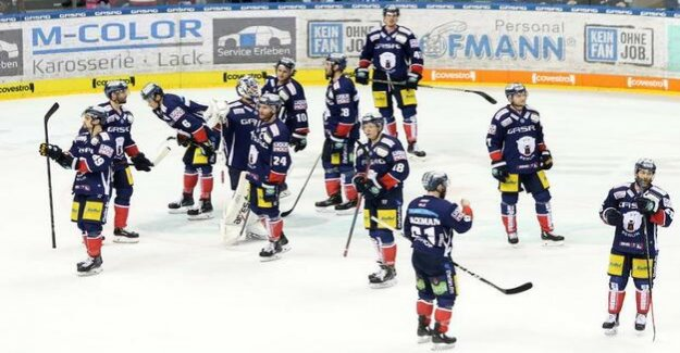 Eisbaren Berlin after the end of the season : With all the Power to break