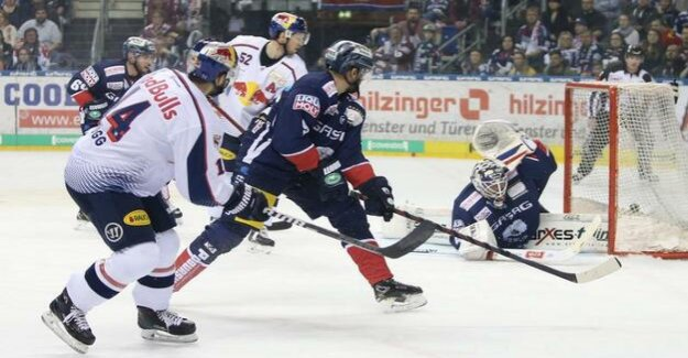 Eisbären Berlin of the football season 2018/19 : 3:4 in the sixth quarter-final against RB Munich - the end of the season