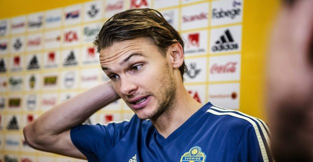 Ekdal does not play against Romania