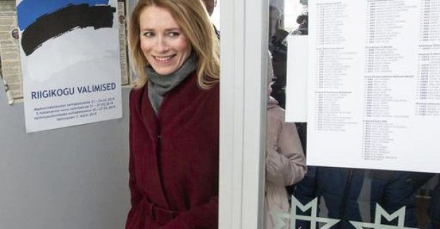 Election in Estonia: Liberals are the strongest force