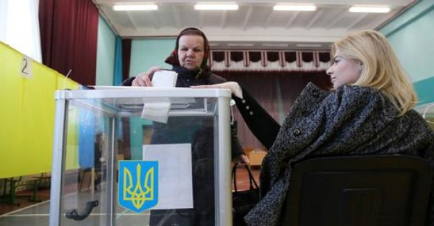 Election in Ukraine: High level of participation, three favorites
