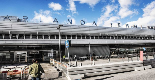 Electrical fault stopped the air traffic at Arlanda