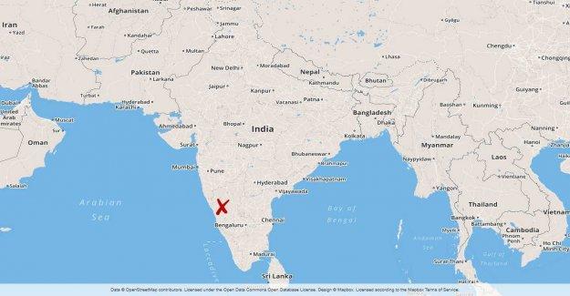 Eleven dead after husras in India