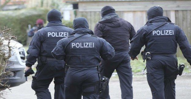 Eleven detained in German anti-terrorrazzia