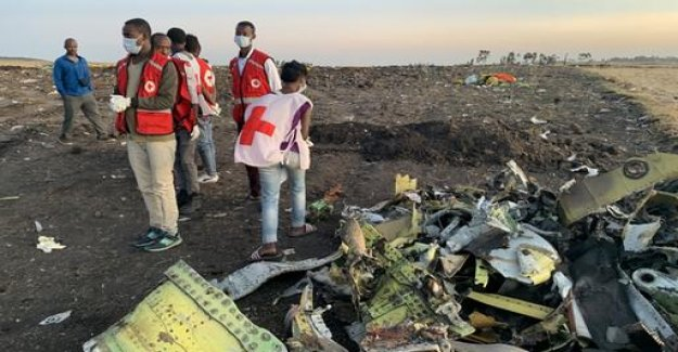 Ethiopia: investigation into the crash will take months