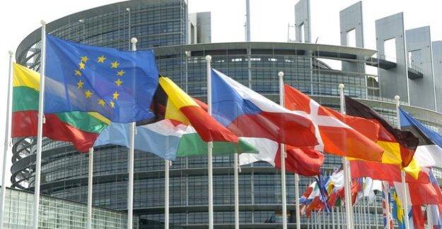 European Union according to a Brexit : The European Parliament holds the EU
