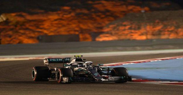 Evening magazine follow live: Kyykyttääkö Bottas while Hamilton? Raikkonen after a hot start