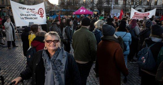 Ewa Stenberg: Fi's future hangs on Soraya Post