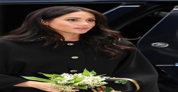 Expert serious warning: the Duchess Meghan is playing himself in the bag - just like the unlucky Diana