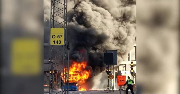 Experts call for stricter rules for gasbussar