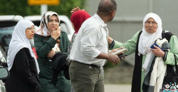 Extreme right-wing terrorist attack : at Least 40 Dead in attacks on mosques in new Zealand