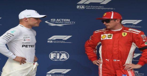 F1 banter Kimi Raikkonen at the expense of - joke the world's happiest people