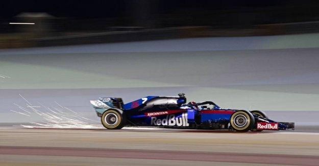 F1-bossers broadside to rivals: Associate sylten