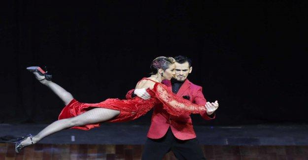 Feminist struggle against the tango's macho image